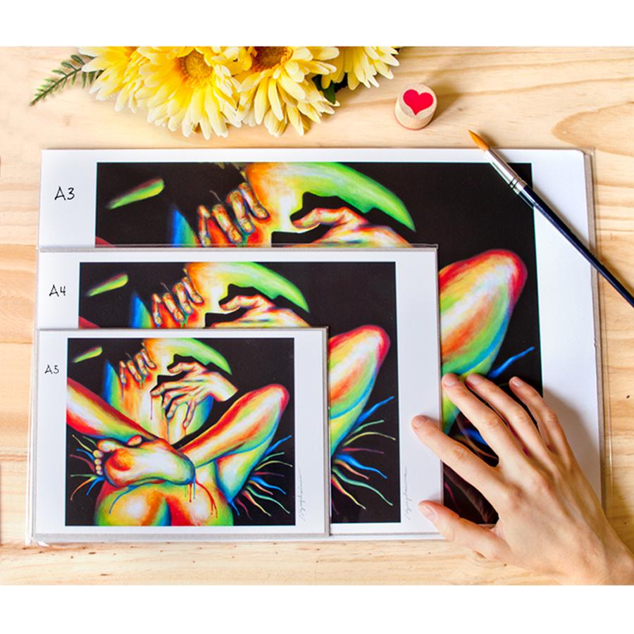 art print sizes